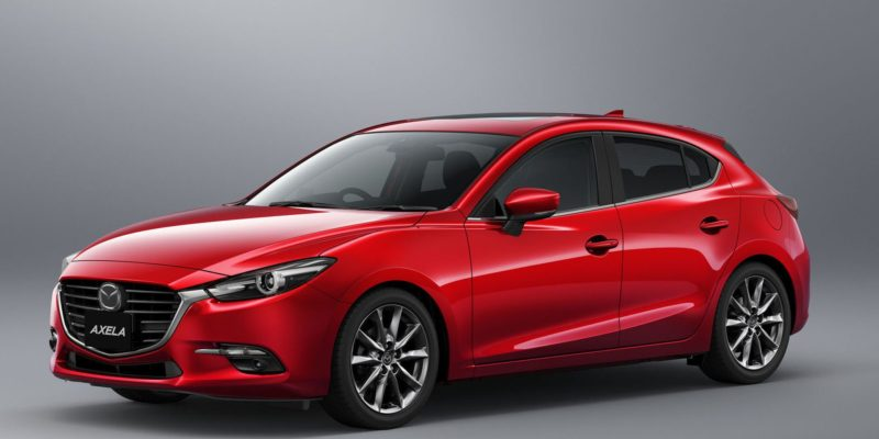 What Would You Appreciate Most In The 2018 Mazda3?