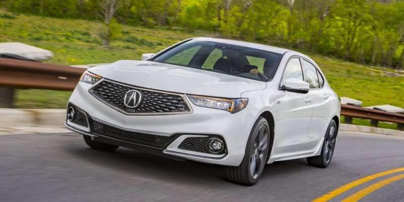 2019 Acura TLX: An Overview