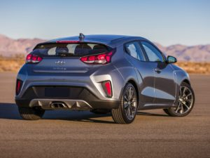 2019 Hyundai Veloster: A Short Glimpse