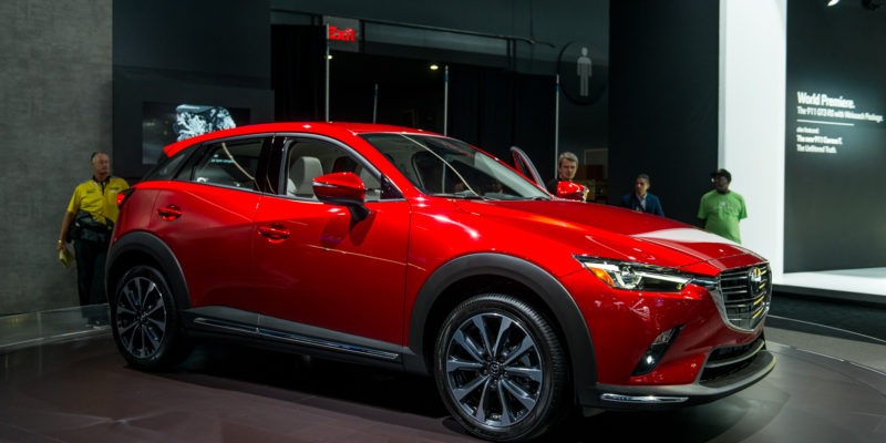 Mazda CX-3 – Why It Can Be Your Choice For A Sub-Compact SUV?