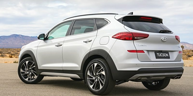 What Has Changed In The New 2019 Hyundai Tucson?