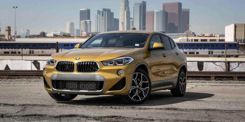 Luxury Index In The 2019 BMW X2