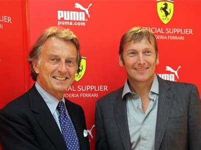 Puma And Ferrari's Partnership