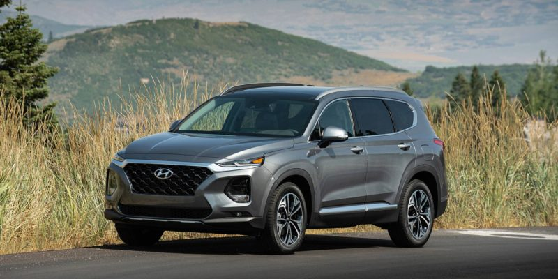 Exploring The 2019 SUV Lineup Of Hyundai